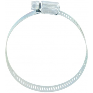 Hose Clamp #48, Stainless Steel, 2-1/2″ x 3-1/2″