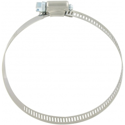 Hose Clamp #56, Stainless Steel, 3″ x 4″