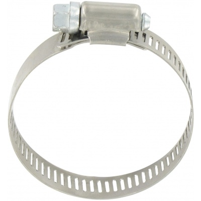Hose Clamp #28, Stainless Steel, 1-1/4″ x 2-1/4″