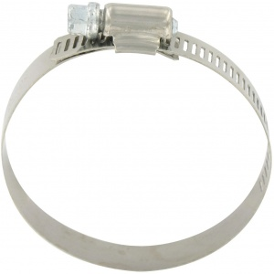 Hose Clamp #40, Stainless Steel, 2″ x 3″