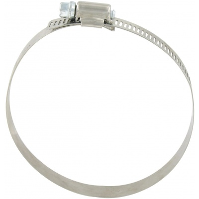 Hose Clamp #60, Stainless Steel, 3-1/4″ x 4-1/4″