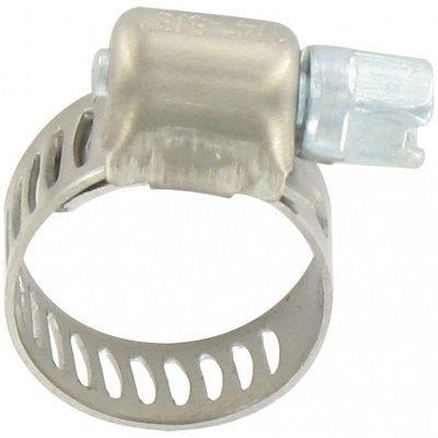 Hose Clamp #4, Stainless Steel, 1/4″ x 5/8″, Micro Gear