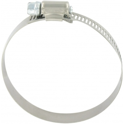 Hose Clamp #44, Stainless Steel, 2-1/4″ x 3-1/4″