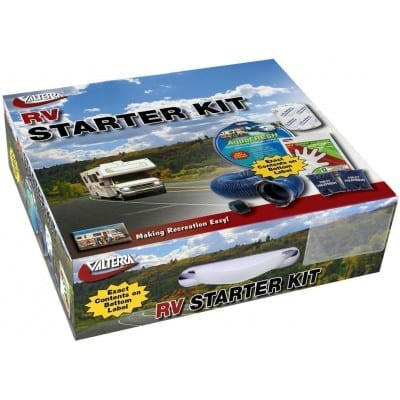 RV Starter Kit, Standard, with Potty Toddy, Boxed