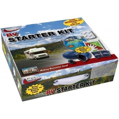RV Starter Kit, Standard, with DVD, Boxed