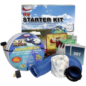 RV Starter Kit, Standard, with Pure Power, Boxed
