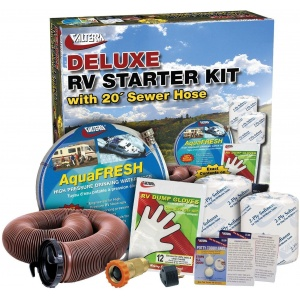 RV Starter Kit, Deluxe, with Potty Toddy, Boxed
