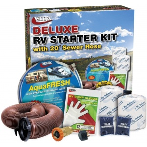 RV Starter Kit, Deluxe, with Pure Power, Boxed