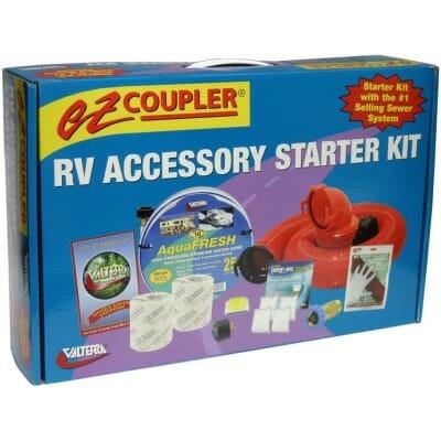 RV Starter Kit, EZ Coupler, Boxed