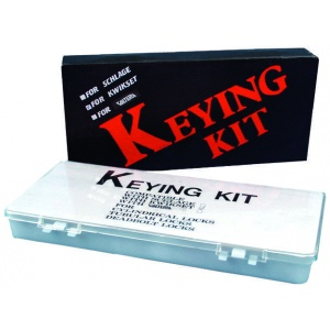 Door Re-Keying Kit, Boxed