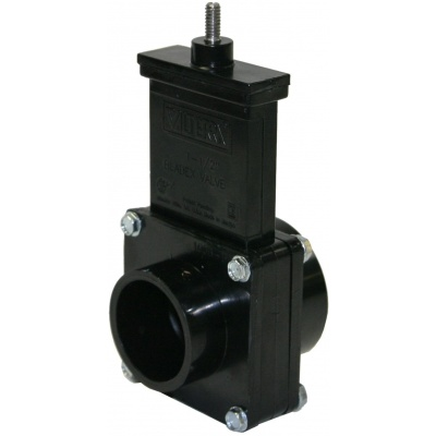 Waste Valve, 1-1/2″ Spigot x 1-1/2″ Hub, No Handle