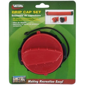 Drip Cap Set, Carded
