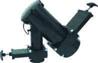 Wye Rotating Valves, 3″ Hub x 1-1/2″ Hub x 3″ Bayonet Cap