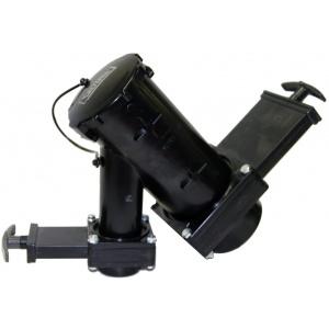 Wye Rotating Valves, 3″ Spigot x 1-1/2″ Spigot x 3″ Bayonet Cap