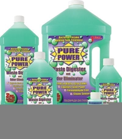 Pure Power Green, 16 oz. Bottle