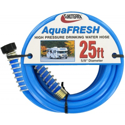 Drinking Water Hose, 5/8″ X 25′, Blue