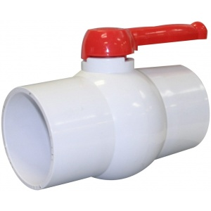 Ball Valves, Single Handle