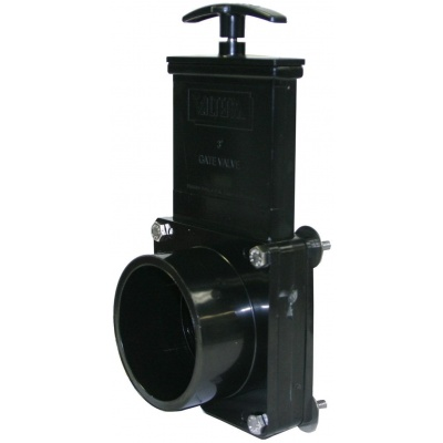 Gate Valves for Direct Tank Mounting