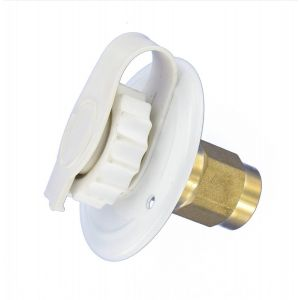 Flush Mount Water Inlets, FPT