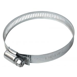 Galvanized Drain Hose Clamps