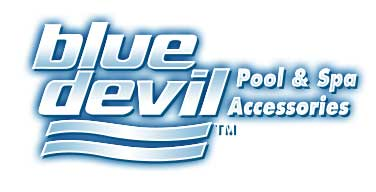 Blue Devil Logo BlueWhite