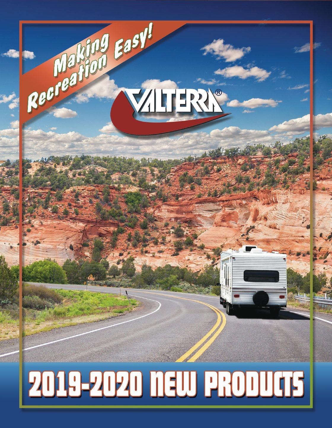 2019-2020 New RV Products