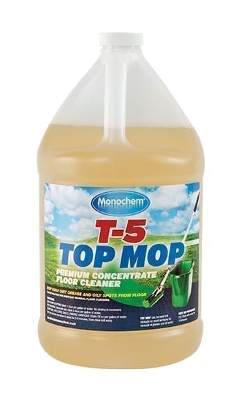 T 5 Top Mop 1 gallon lr