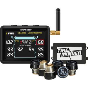 Tire Minder I10 w/transmitters