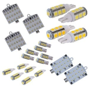 LED Standard 906/921 (also for 161/168/194)