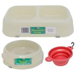 Water & Food Bowls