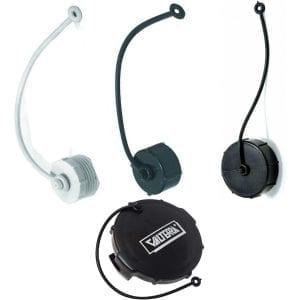 Caps & Accessories